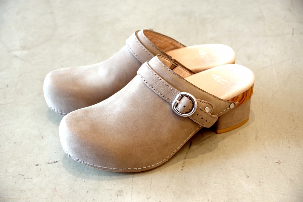 Marty Taupe Milled Nubuck