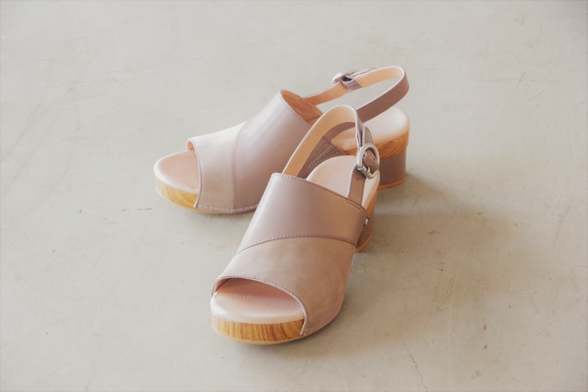 Madalyn Taupe Burnished Calf