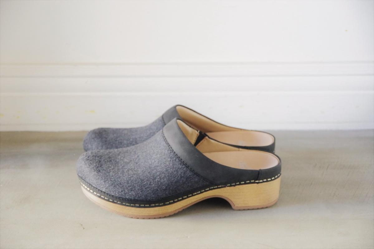 Bethann Charcoal Wool
