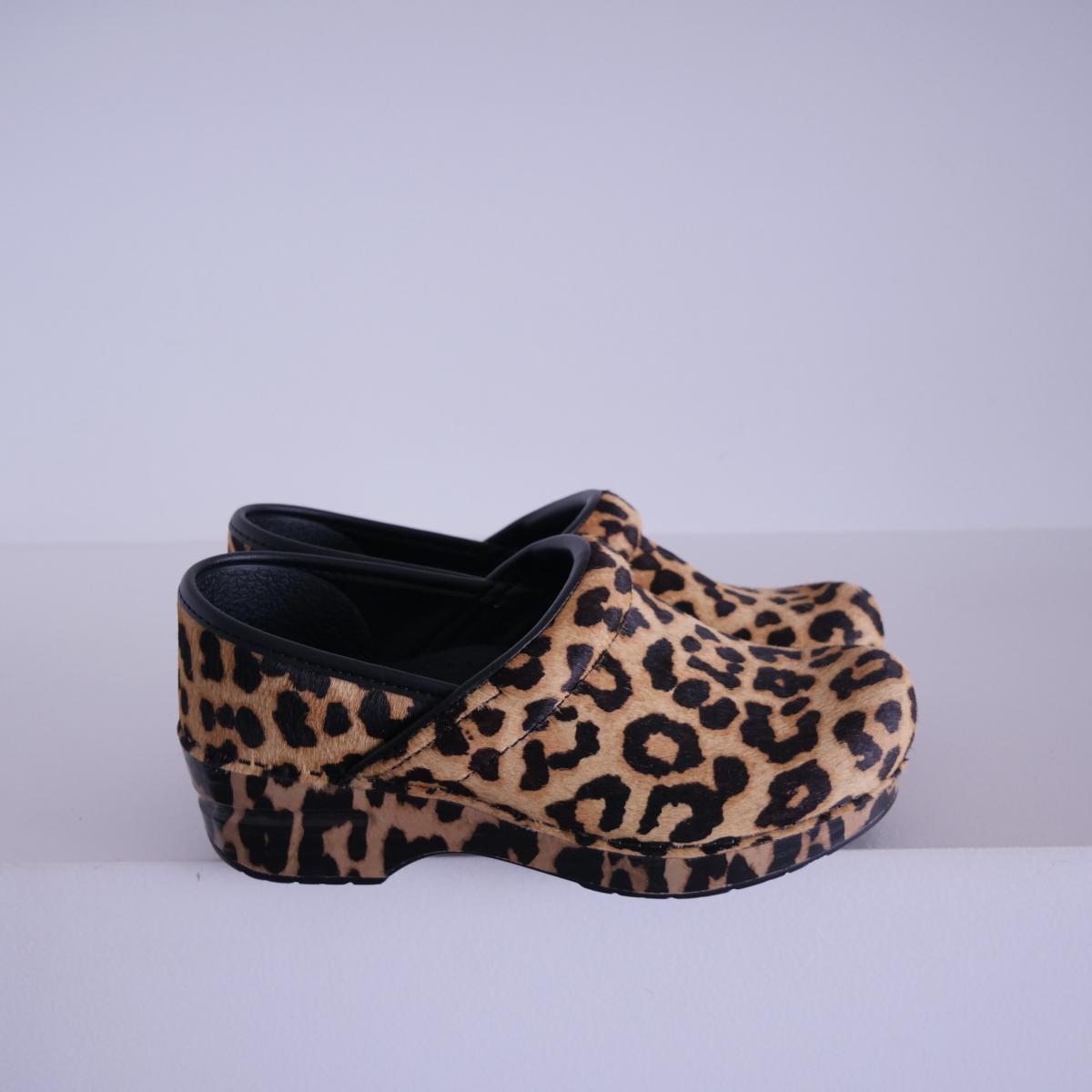 Professional Leopard Print Haircalf