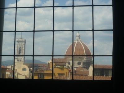 フィレンツェのドゥオモとジョットの塔