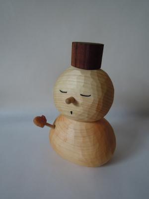 ユリイカ 愛媛 新居浜 木工 木の雪だるま