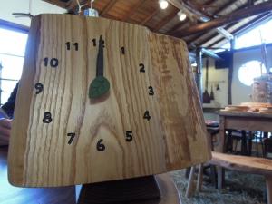 木の時計 ギフト