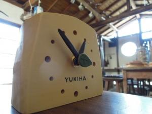 置き時計 出産祝い 名入れ 木