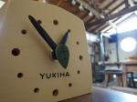名彫り 名入れ ギフト 置時計