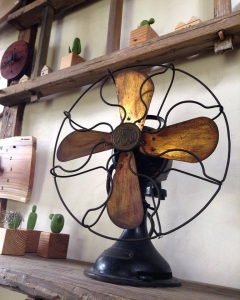 芝浦電気 扇風機 完動品