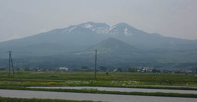 6月2日の八甲田山