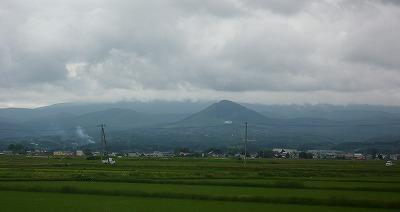 6月22日の八甲田山
