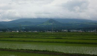 6月の八甲田山