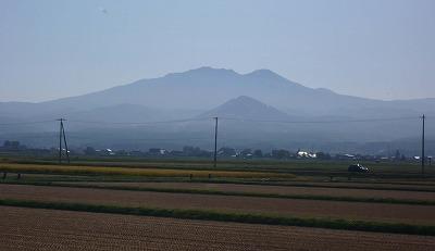 10月の八甲田山