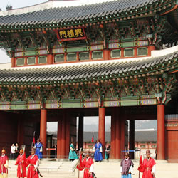 韓国の霊格