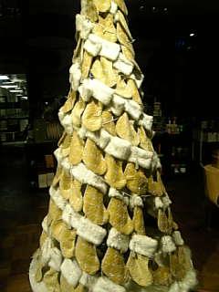 靴下のツリー