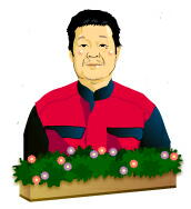 工場長・ヨシダです!
