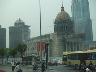 天津・租界街