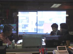 20110726放送風景