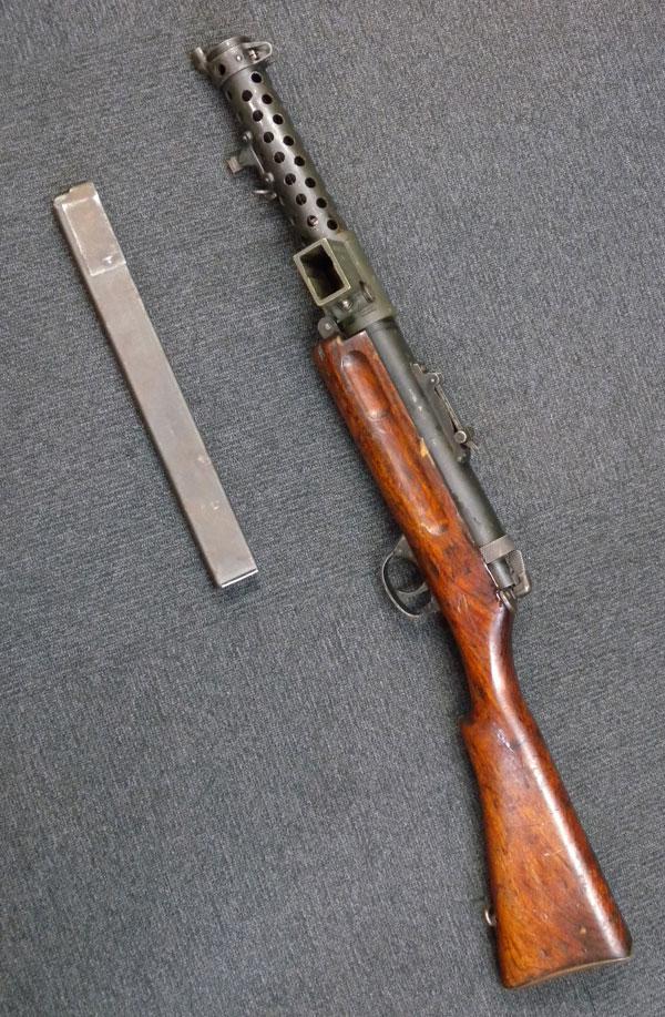 ランチェスター MkⅠ 短機関銃 (#...