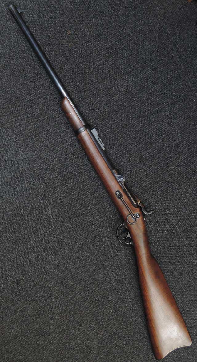 スプリングフィールド M1873 ト...