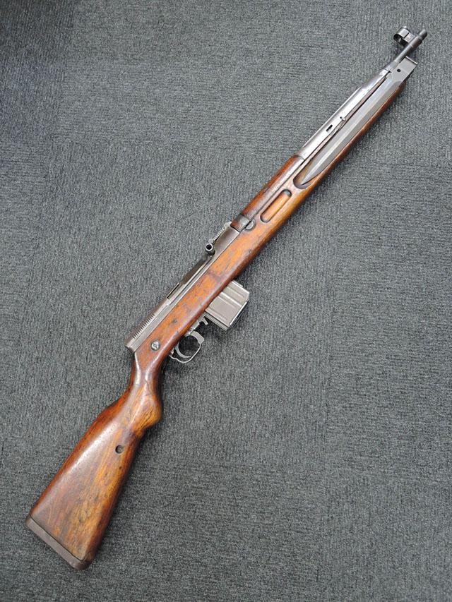 Vz.52 自動小銃 (#39749) | Deta...