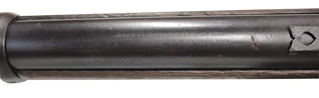 【5662】ウィンチェスター-M1866-イエローボーイ-カービン-2rd-Model-(#1)バレル上刻印.jpg