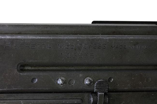【5765】ベレッタ-M70223-自動小銃-(#M13935)刻印.jpg