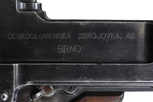 【4725】ZB26-軽機関銃-(チェコスロバキア国章、#5961L)刻印.jpg