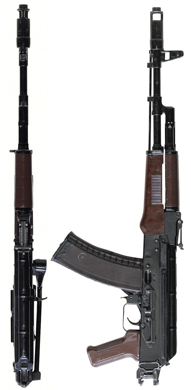 【495】東ドイツ-MPi-AKS-74N-自動小銃-(複数在庫品、#89333495)左.jpg