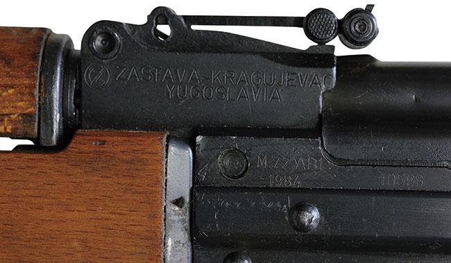 【3941】ツァスタバ-M72AB1-軽機関銃-(#10598)刻印.jpg