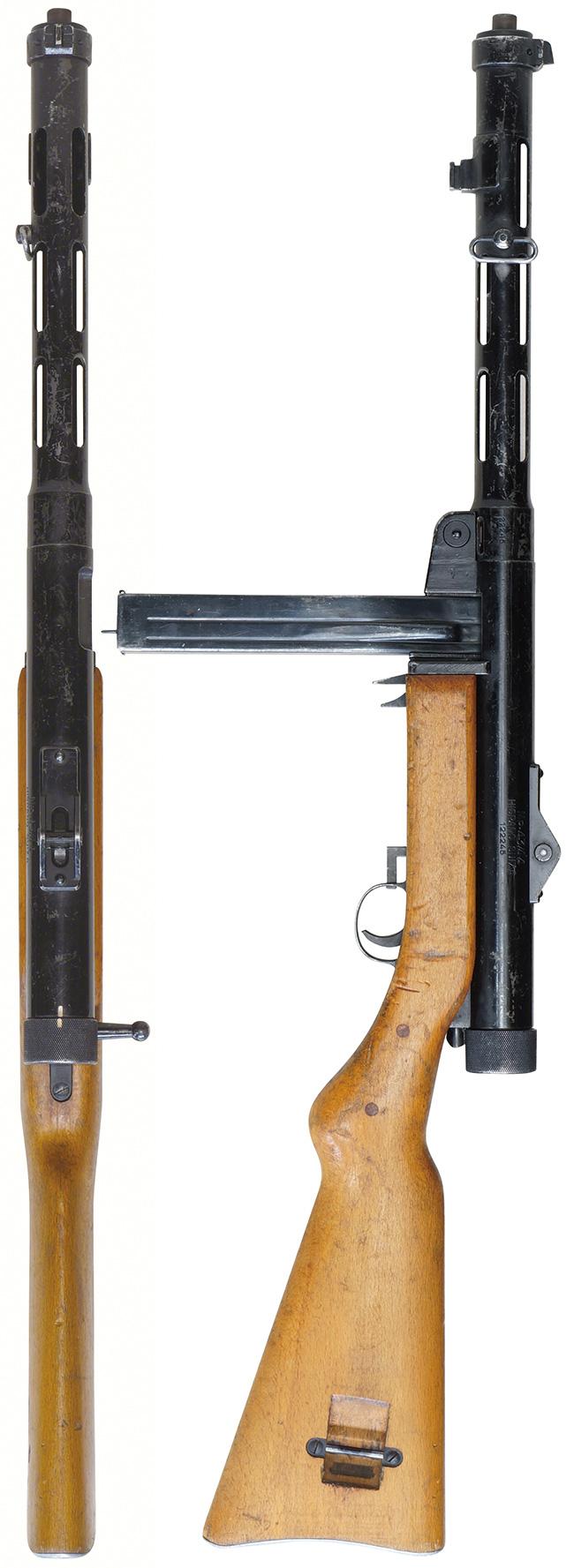【5885】イスパノ・スイザ-MP43-44-短機関銃-(#122245)左.jpg