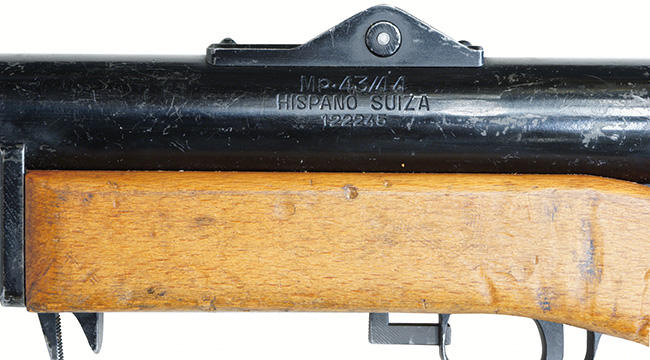 【5885】イスパノ・スイザ-MP43-44-短機関銃-(#122245)刻印.jpg