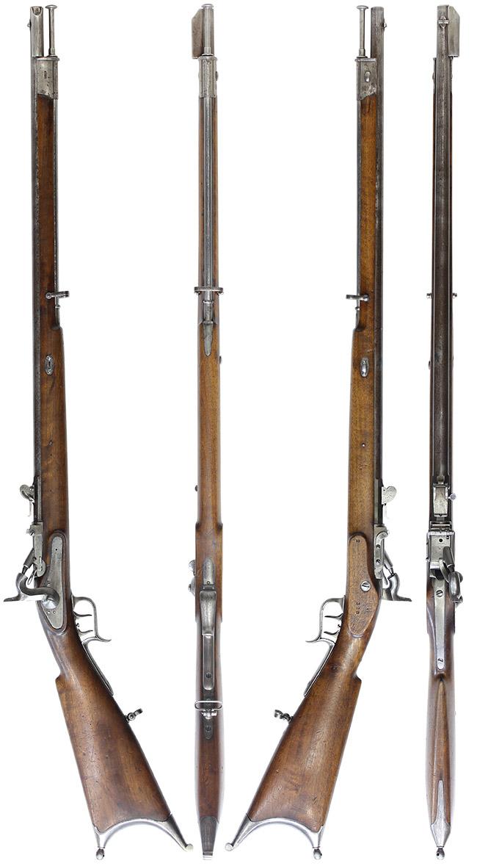 【5256】スイス M185167 後装式狙撃銃 (無可動古式銃、#326).jpg