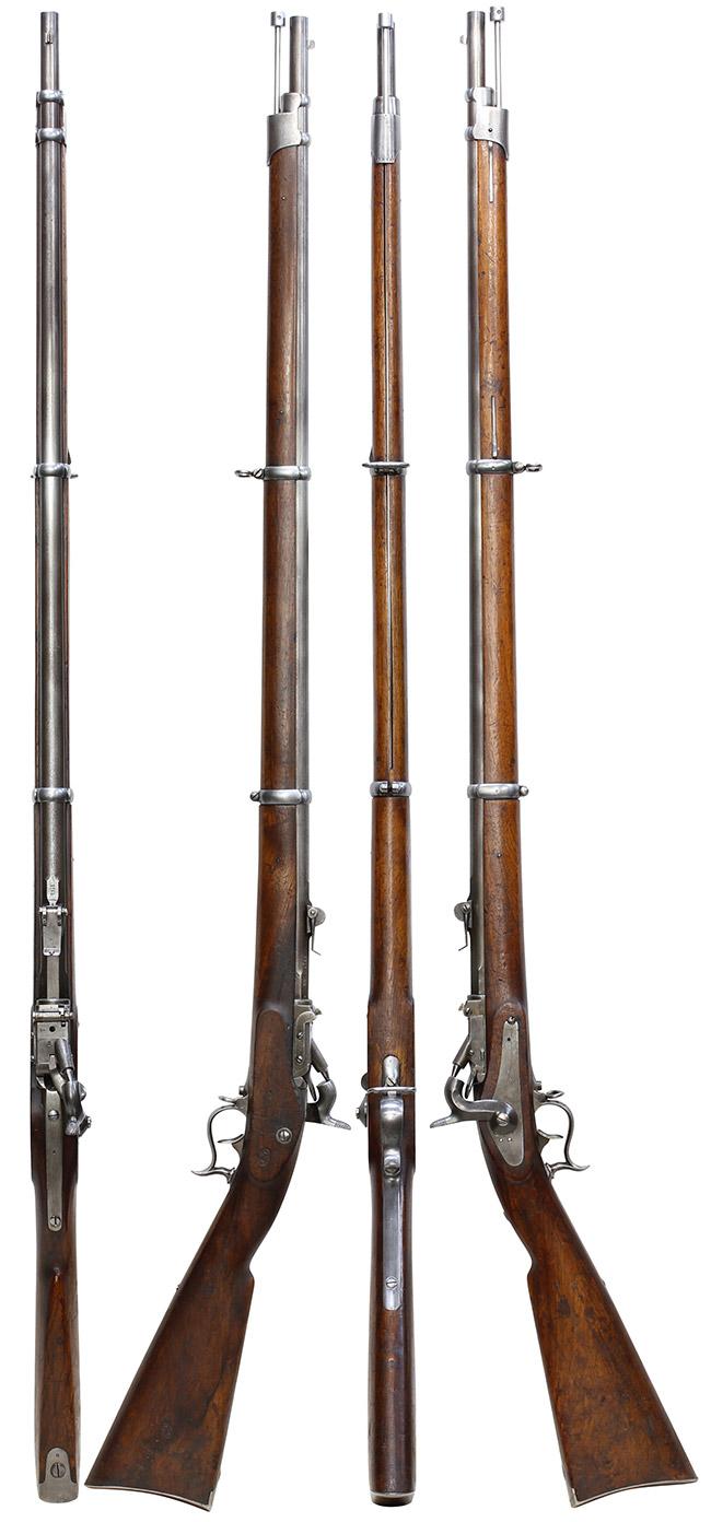 【5259】スイス M185167 歩兵銃 (#3815).JPG