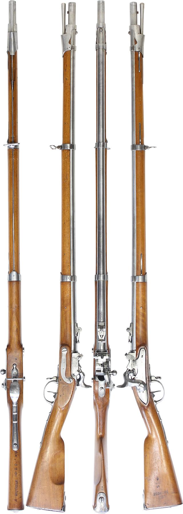 【5254】スイス M1817-42-59-67 後装式歩兵銃 (無可動古式銃、#8516).jpg