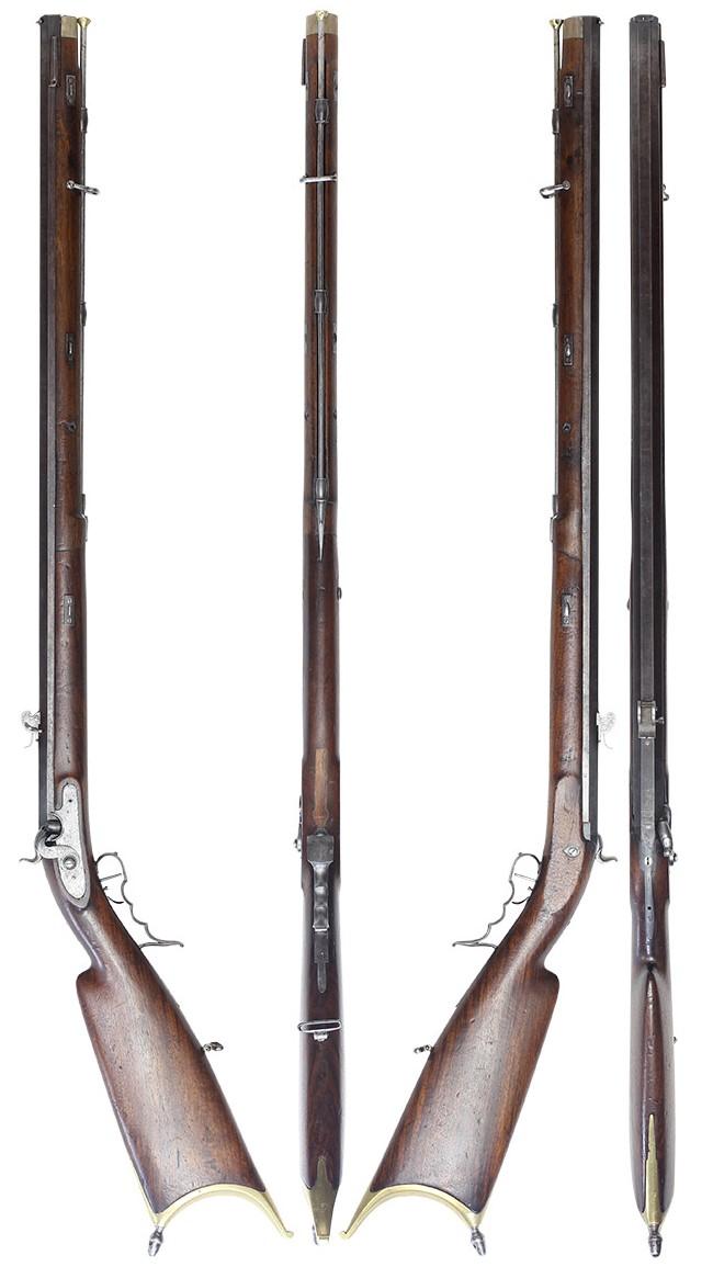 【5247】スイス M1842前装管打式狙撃銃(無可動古式銃、#19).jpg