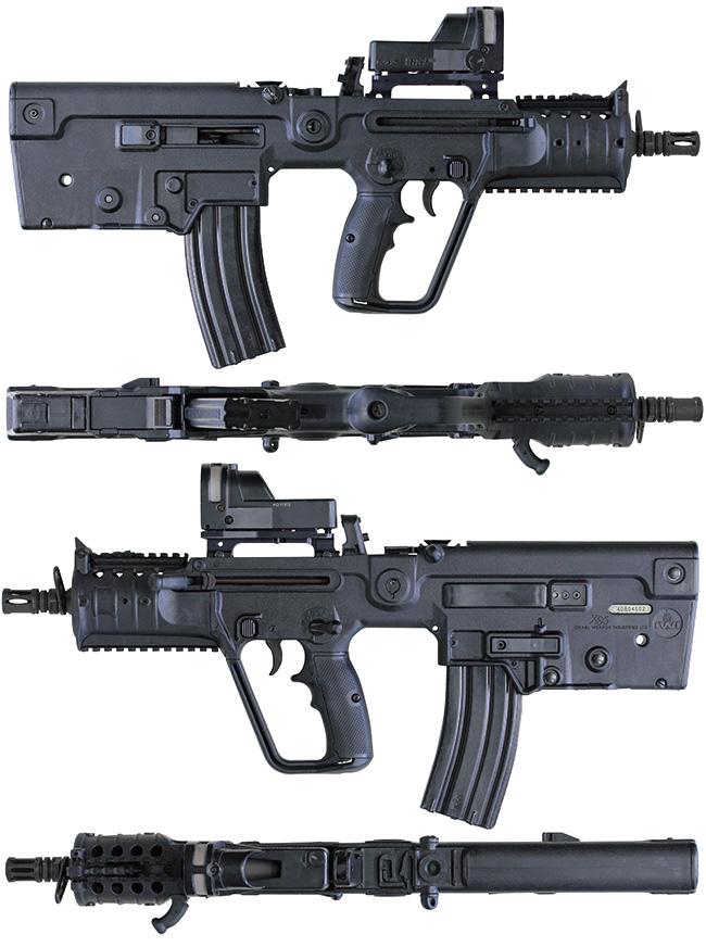 s-【4128】X95-自動小銃-(Mepro21-リフレックス・サイト付、複数在庫品、#40804502)右.jpg