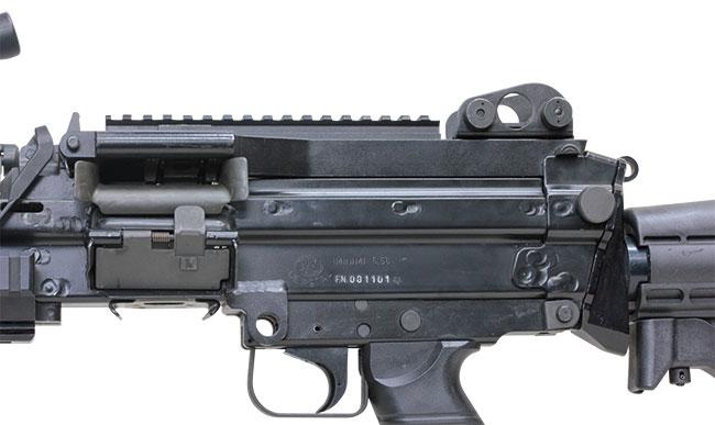 FN-MINIMI-汎用機関銃-(リトラクタブル・ストック、レール・システム-モデル、#FN081101)刻印.jpg