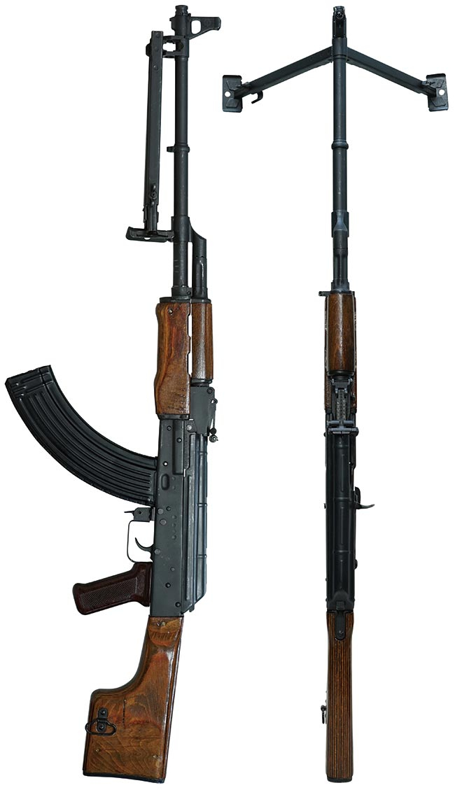 s-【3498】ルーマニア-RPK-軽機関銃-(複数在庫品、#VO1990)上.jpg