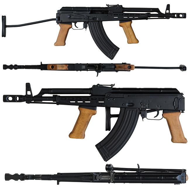 【4370】ハンガリー-AMD65-自動小銃-木製グリップ-(#EI3748)右.jpg