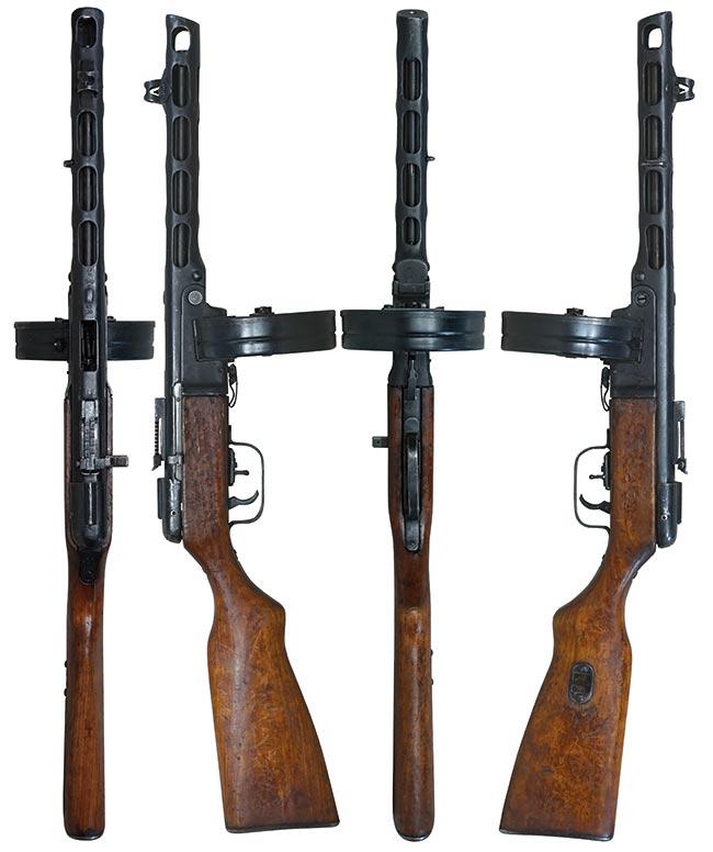 【6049】PPSh41-短機関銃-(初期型、#520)右.jpg