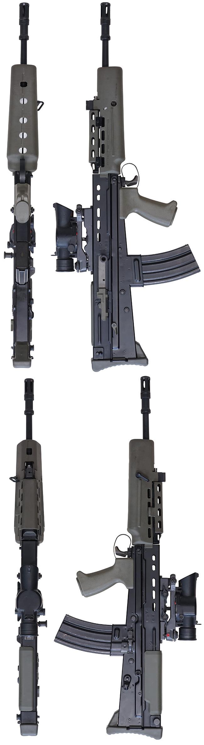 【2350】L85A1-(SA80)-自動小銃-(#UN91A223929)右.jpg