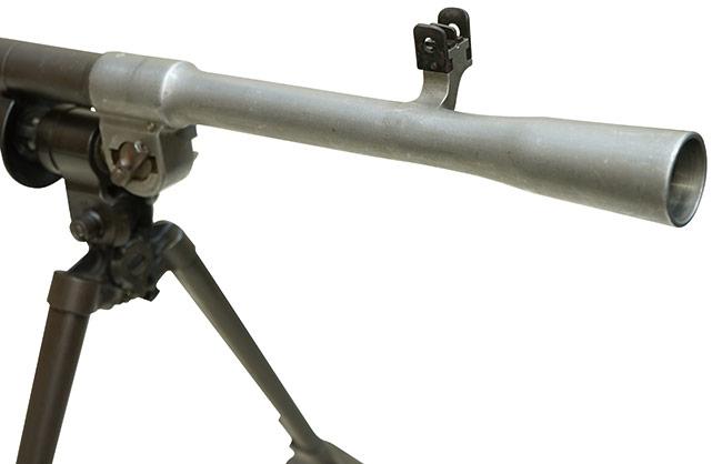 【6413】ブレン-MkI-軽機関銃-(#A11739)銃口.jpg