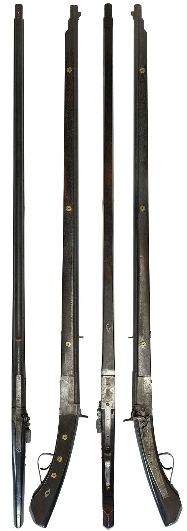 【6389】和製火縄銃型28番散弾銃-(無可動古式銃、#無)右.jpg