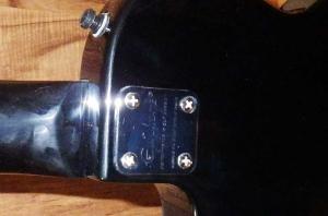 エピフォン ミニギター レスポール・エクスプレス