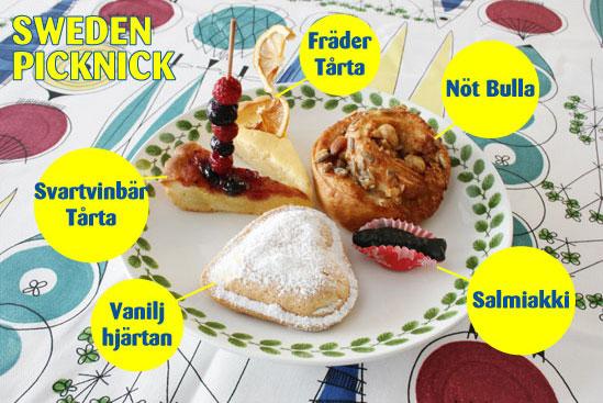 SWEDEN PICKNICK