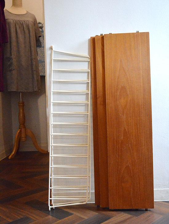 string / Nils Strinning - vintage shelf