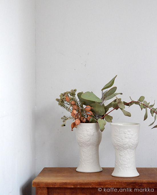 ARABIA / Gunvor Olin Gronqvist [ Suvi ] flower vase