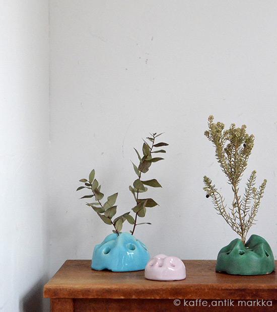 Kupittaan Savi - flower vase
