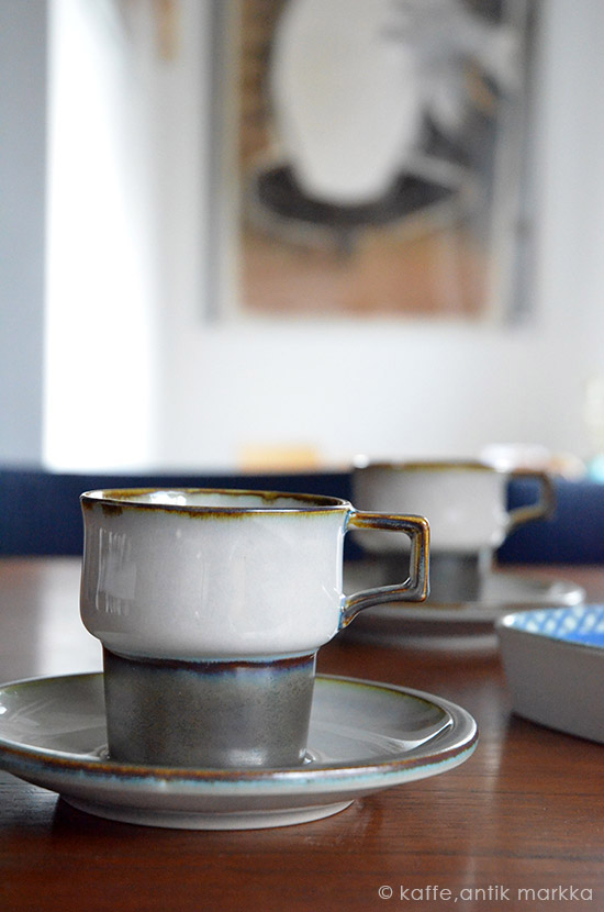 Bing&Grondahl / Jens.H.Quistgaard [ TEMA ] coffeecup & saucer