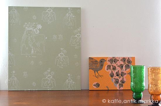 Birger Kaipiainen [ Ken kiuruista kaunein ] Wallpaper Panel