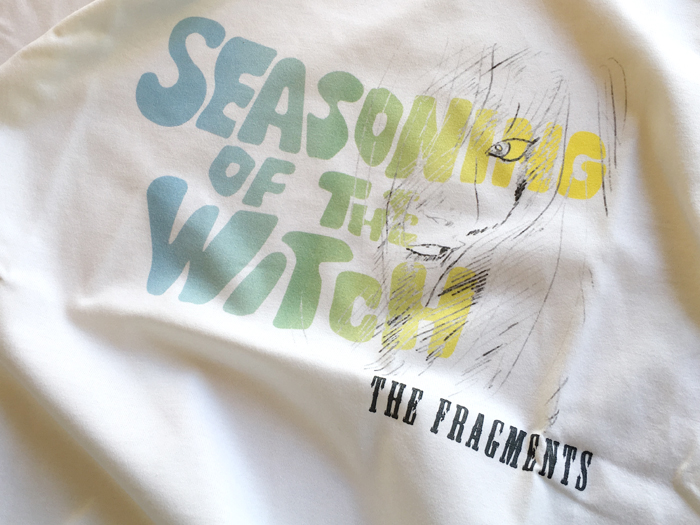 SEASONING×FRAGMENT TEE THE FRAGMENTS