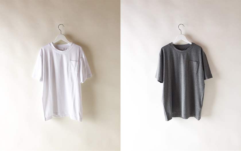 White Mountaineering/POCKET T-SHIRT